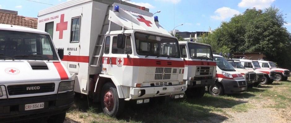 Mezzi protezione civile E-R