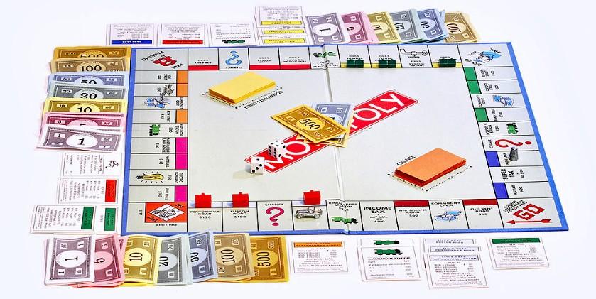 5 novembre 1935 viene pubblicato il gioco monopoli - Monopoli gioco da tavolo ...