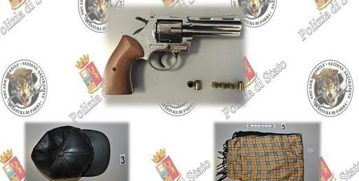 Rapina una tabaccheria armato di pistola, arrestato minorenne