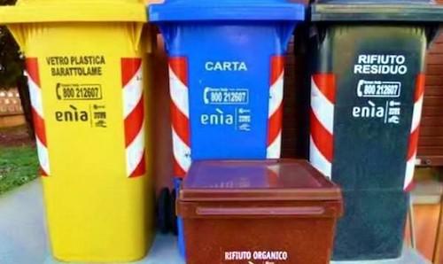 Ancora controlli sul corretto conferimento dei rifiuti for Conferimento rifiuti
