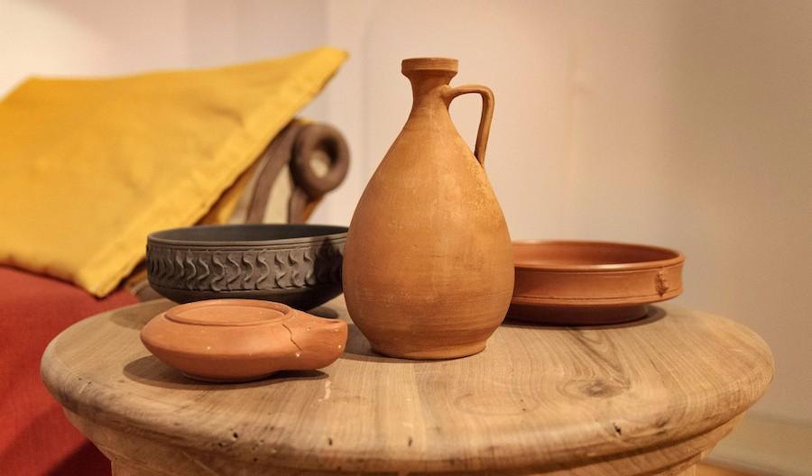 Galleria san ludovico a lezione di cucina nell 39 antica roma for Cucina antica roma