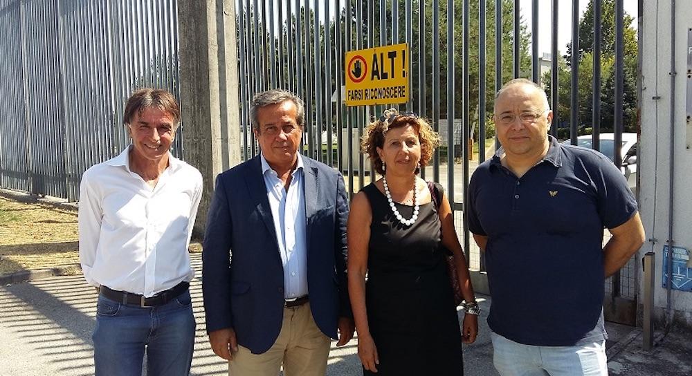 Visita dei parlamentari pd al carcere di parma for Parlamentari pd