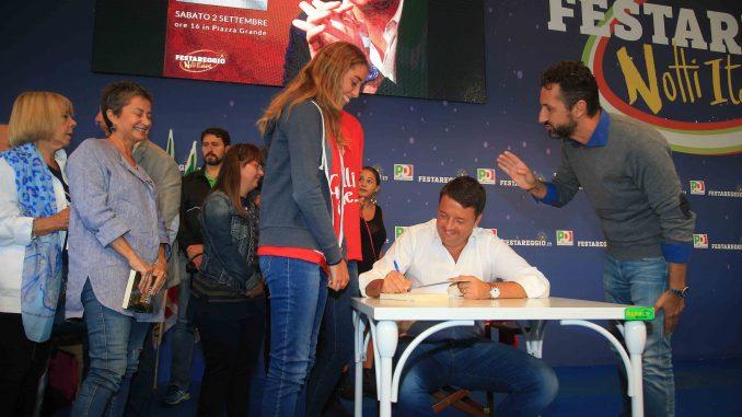 Pd, a Rignano incontro politico tra Renzi e Deborah Serracchiani