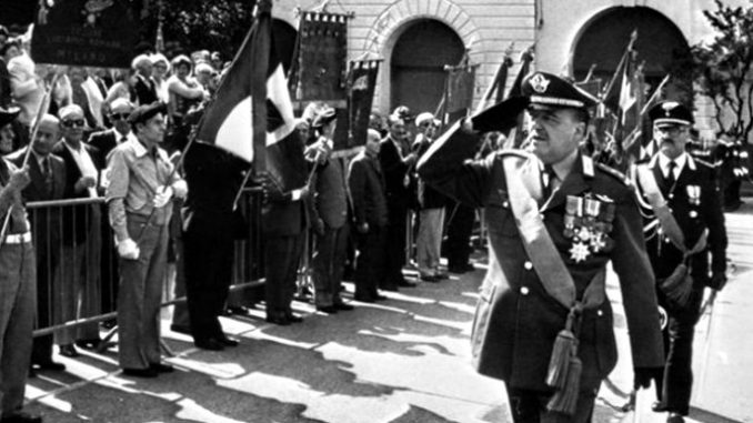 Festa dell'Onestà, grande commozione a 35 anni dall'omicidio Dalla Chiesa