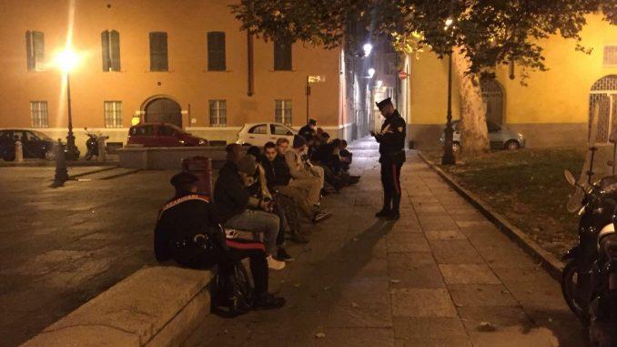 Parma, arrestati i giovani spacciatori di piazzale Borri