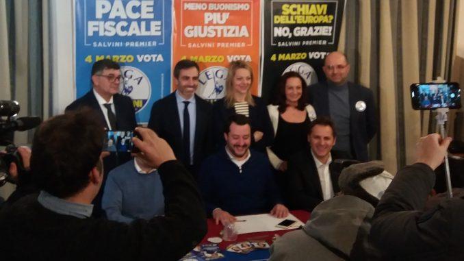 Guerra di nervi nel centrodestra, diffidenza Salvini verso Berlusconi