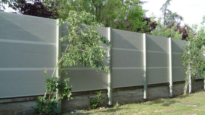 Trecento mila euro per nuove barriere antirumore - Barriere antirumore per terrazzi ...