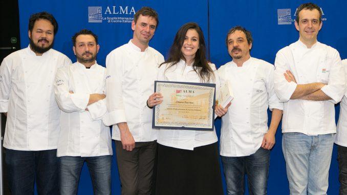 Corso superiore di cucina italiana alma 86 diplomati e la miglior tesi di una ragazza - Corso cucina italiana ...