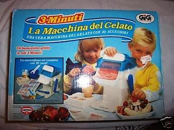 La macchina del gelato gig - Macchina per il gelato in casa ...