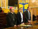 2019-04-15-Pizzarotti-Tassi-Carboni-benedizione-Vescovo-6