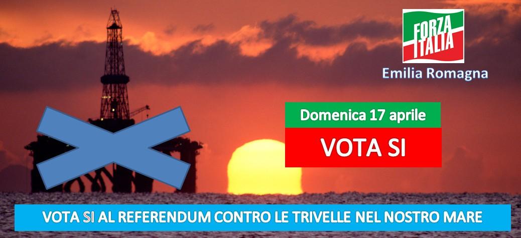 Forza Italia Si referendum