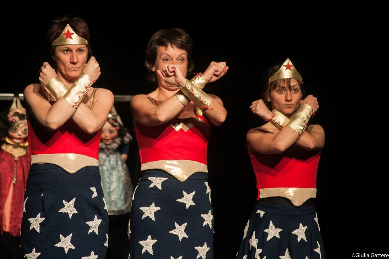 Wonder Woman Se Alle Donne Non Bastano Neanche I Superpoteri