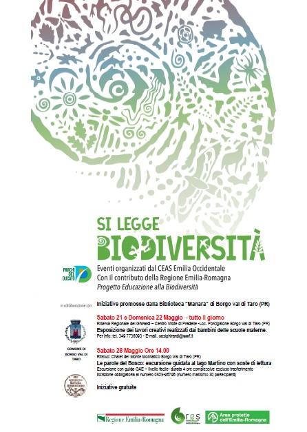 Biodiversità manifesto generico