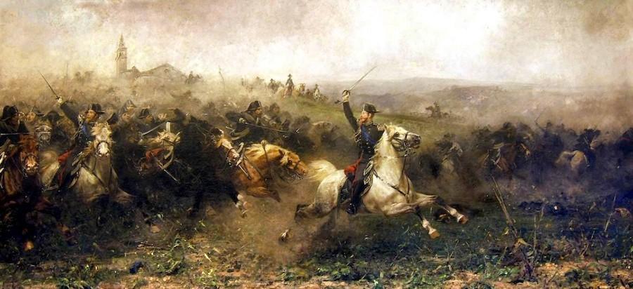 23 marzo 1848 inizia la prima guerra d 39 indipendenza for Arredare milano indipendenza
