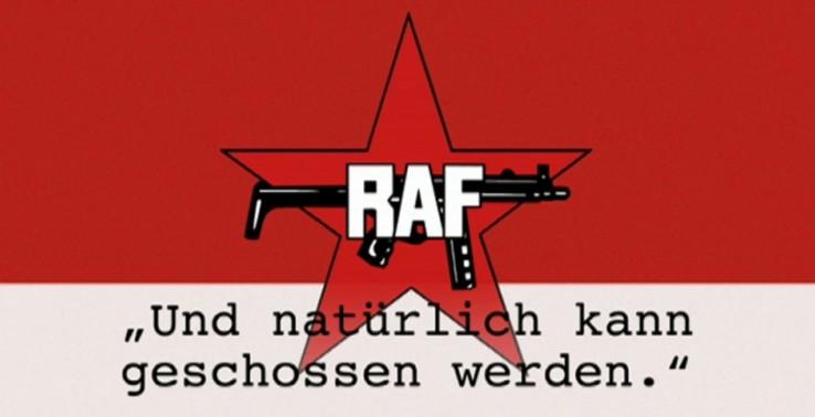 Risultato immagini per Rote Armée Fraktion.