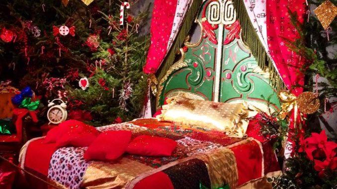 Parco Di Babbo Natale.A Salsomaggiore La Casa Di Babbo Natale