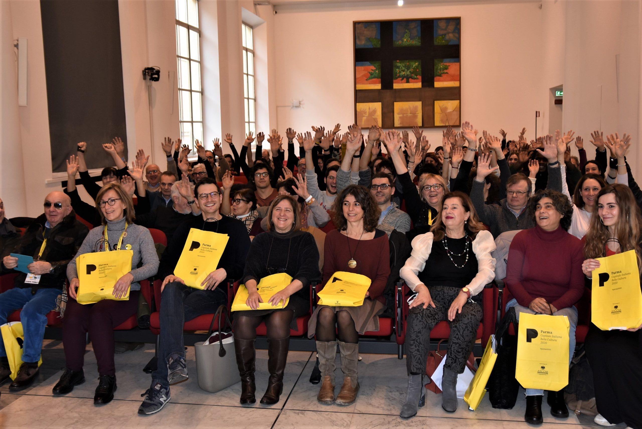 """""""Parma Capitale della Cultura 2020"""" sospesa. Guerra e ..."""