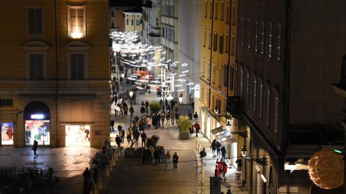 luminarie Parma
